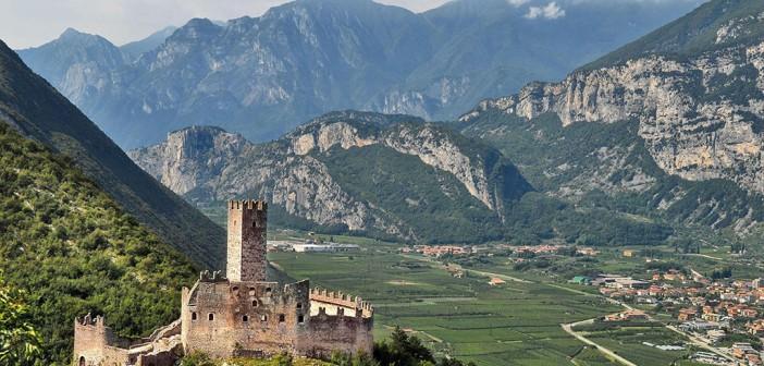 Drena und die Burg Drena