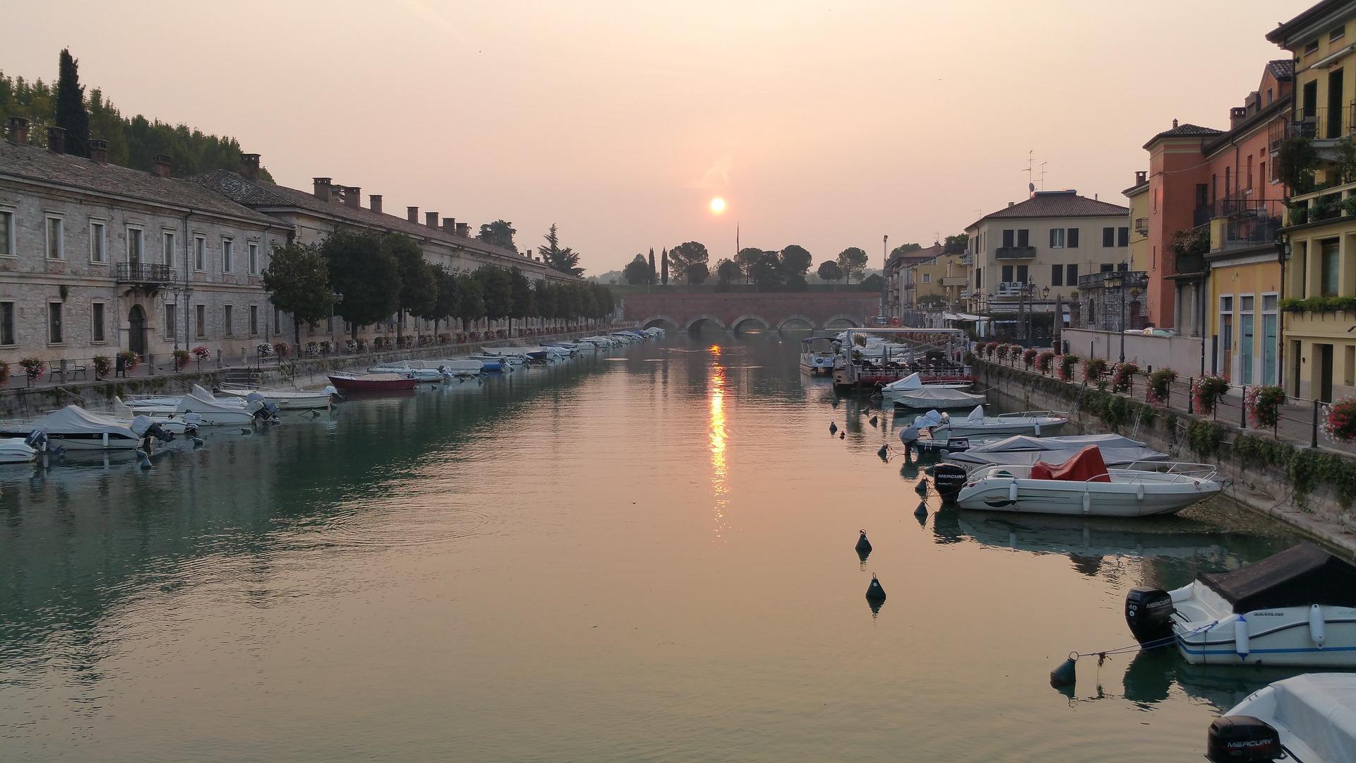 Altstadt Peschiera del Garda