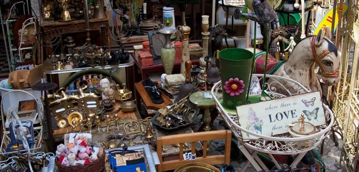 Antiquitätenmärkte am Gardasee