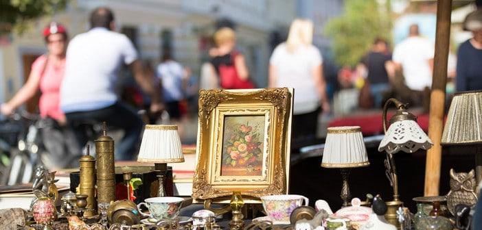 Antiquitätenmarkt Bardolino
