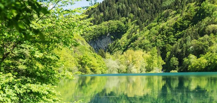 Lago di Tenno Gardasee