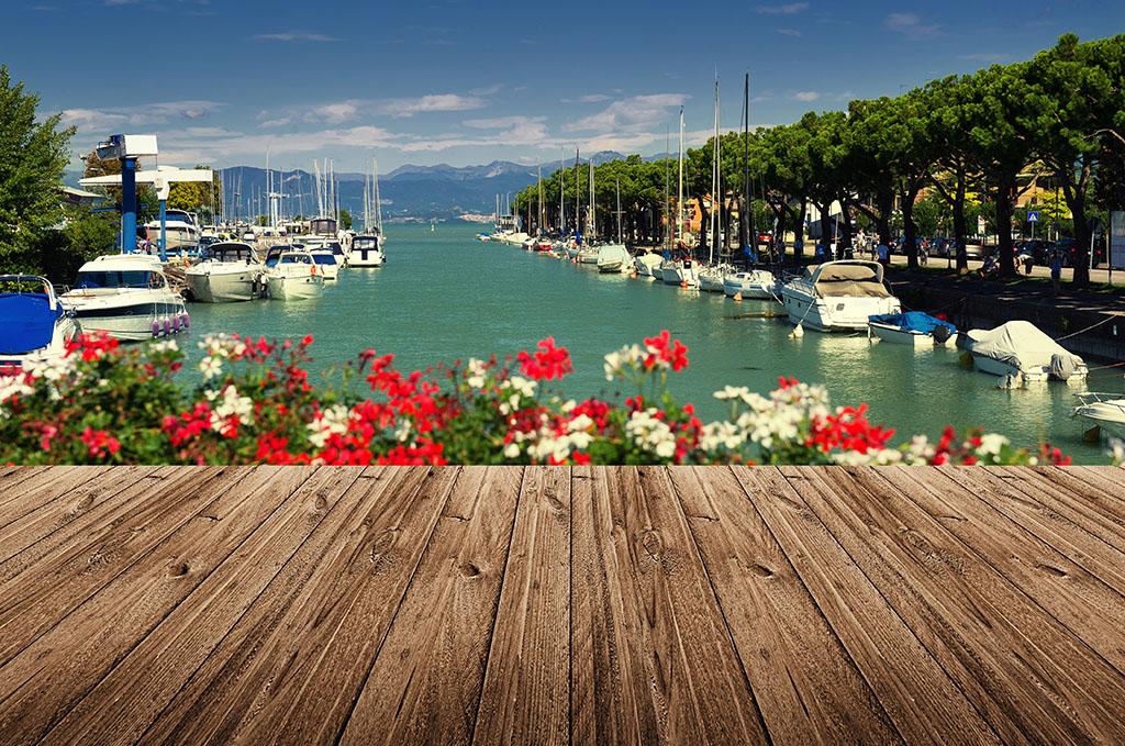 Peschiera del Garda Hafen