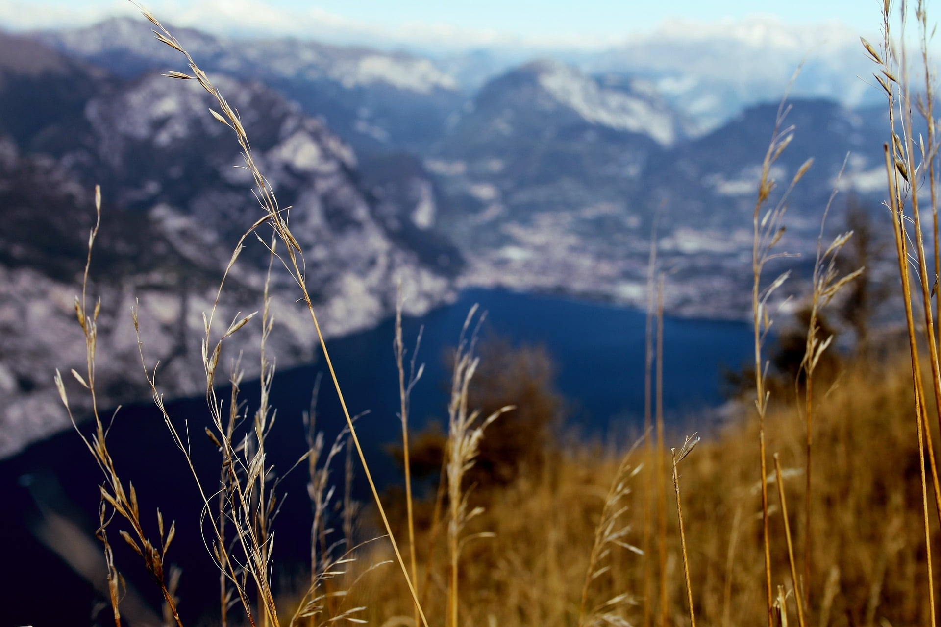 Höhe Monte Baldo
