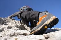 Cima SAT Klettersteig am Gardasee