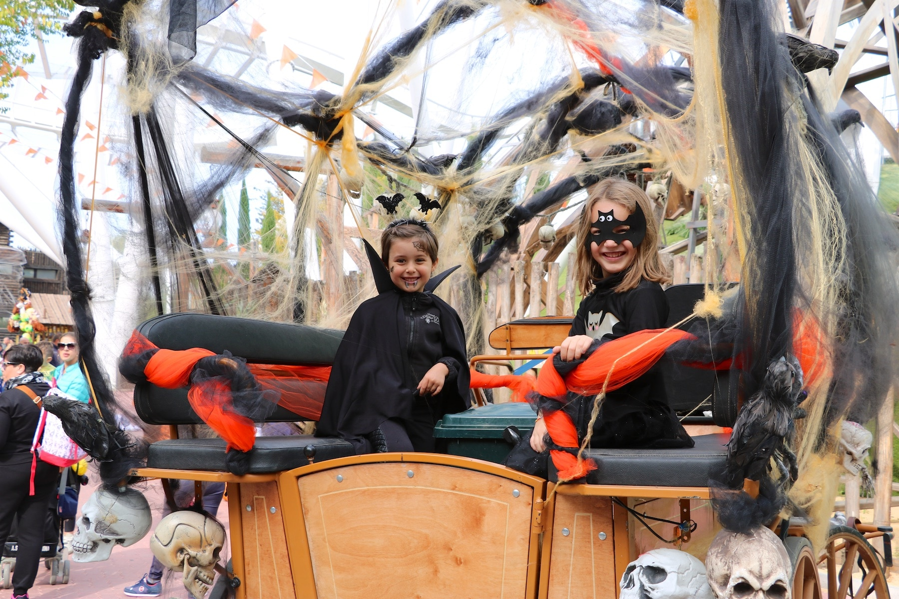 Gardaland Gardasee Halloween