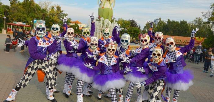 Halloween Gardaland