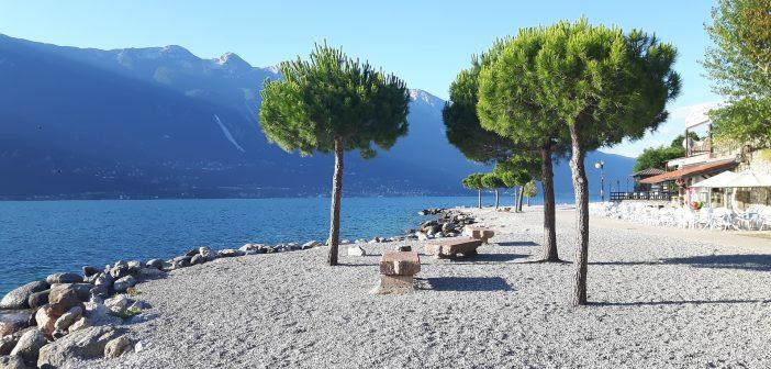 Strand am Gardasee Tipps