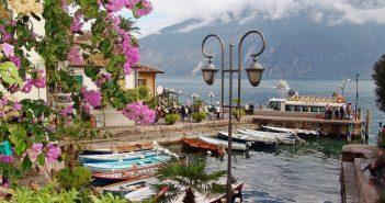 Schiffsrundfahrt Gardasee